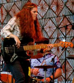 Live at Sunfest 2011